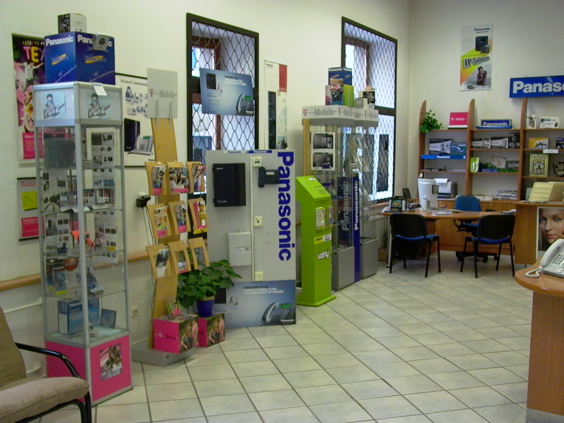 Prodejna INEQ Office s.r.o.
